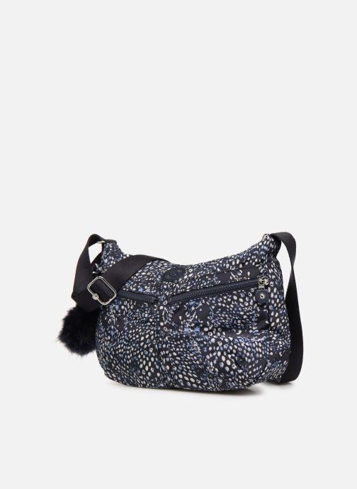 Handtaschen kipling Izellah blau schuhe getragen