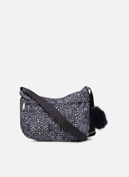 Handtaschen kipling Izellah blau ansicht von vorne