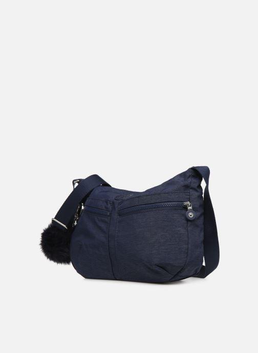 Bolsos de mano Kipling Izellah Azul vista del modelo