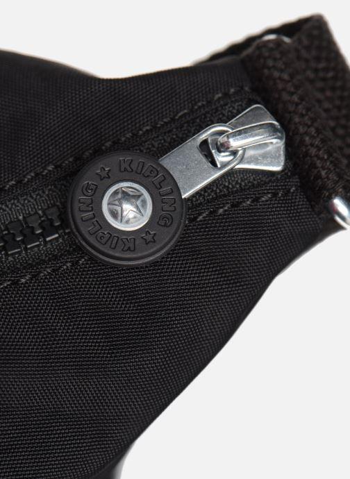 Handtaschen kipling Izellah schwarz ansicht von links