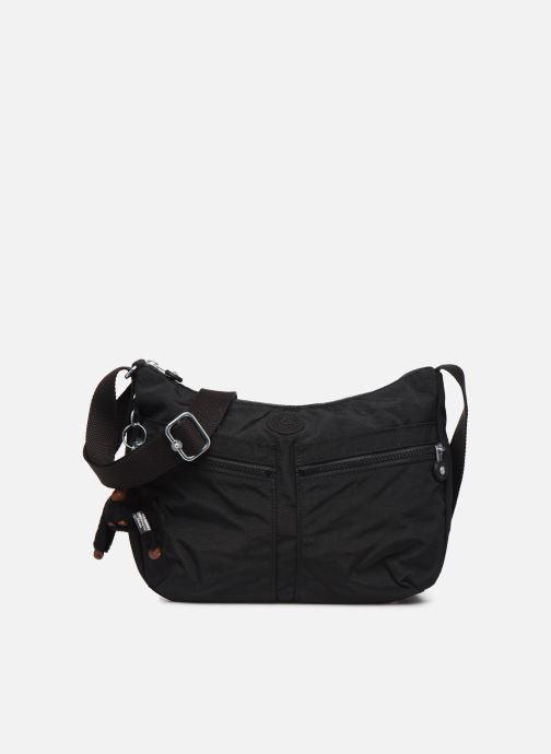 Handtassen kipling Izellah Zwart detail