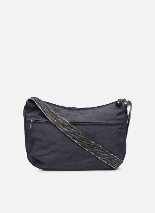 Handtaschen kipling Izellah grau ansicht von vorne