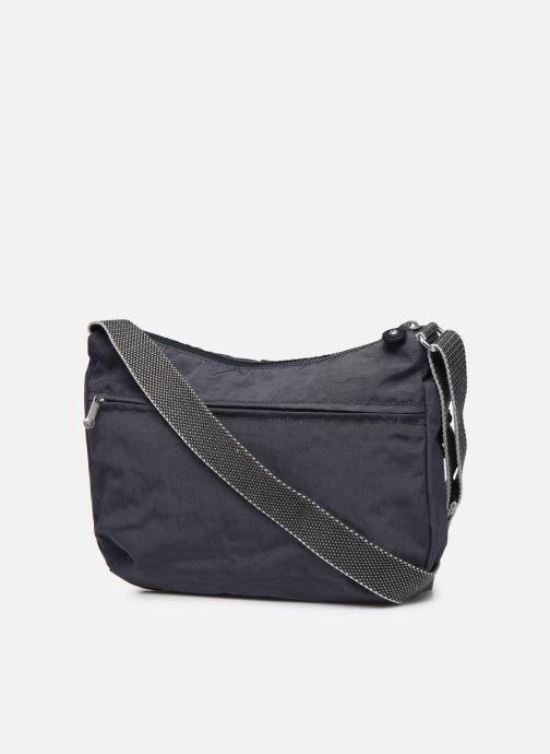 Handtaschen kipling Izellah grau ansicht von rechts