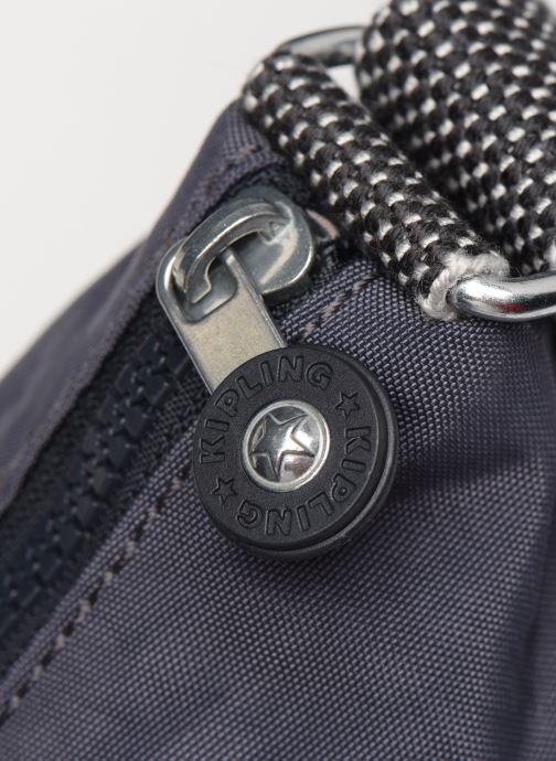 Handtaschen kipling Izellah grau ansicht von links