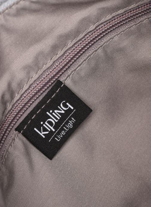 Handtaschen Kipling Izellah grau ansicht von hinten