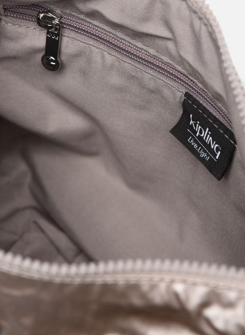 Handtassen kipling Izellah Roze achterkant
