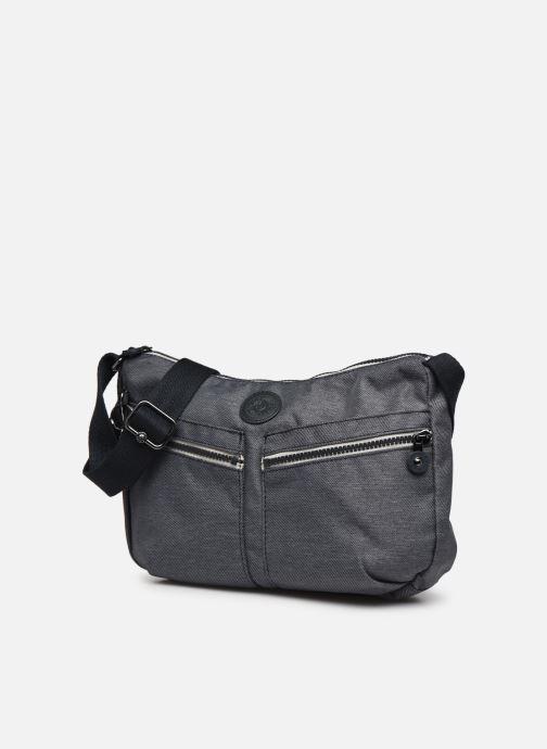 Handtaschen Kipling Izellah grau schuhe getragen