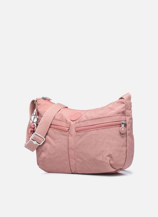 Handtaschen kipling Izellah rosa schuhe getragen