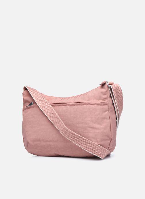 Handtaschen Kipling Izellah rosa ansicht von rechts
