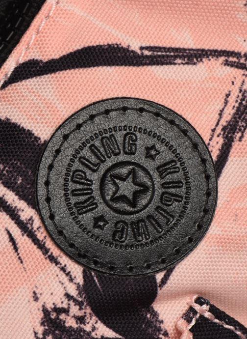 Handtassen Kipling Izellah Oranje links