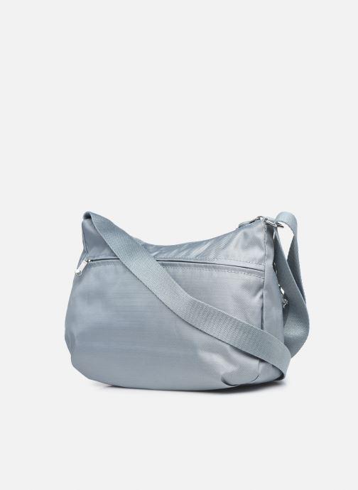 Handtaschen Kipling Izellah blau ansicht von rechts