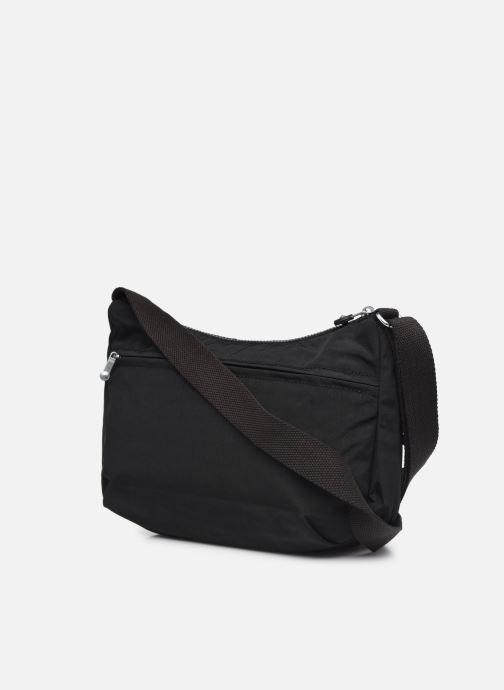 Handtaschen Kipling Izellah schwarz ansicht von rechts