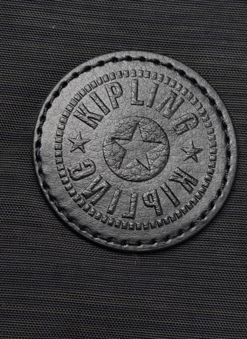 Sacs à main Kipling Arto Noir vue gauche