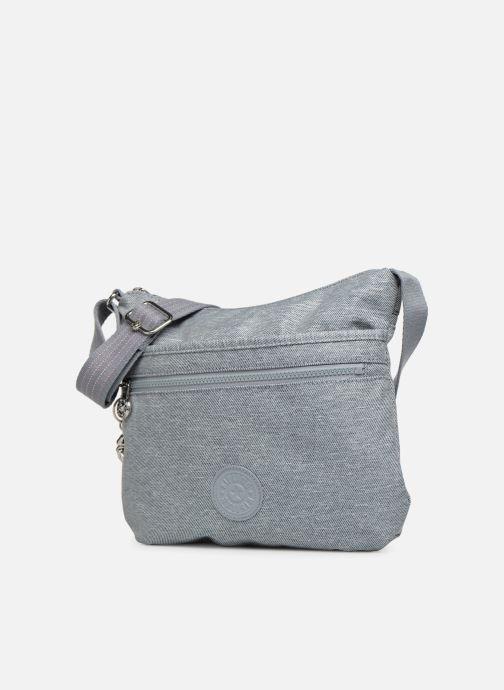Handtaschen kipling Arto grau schuhe getragen
