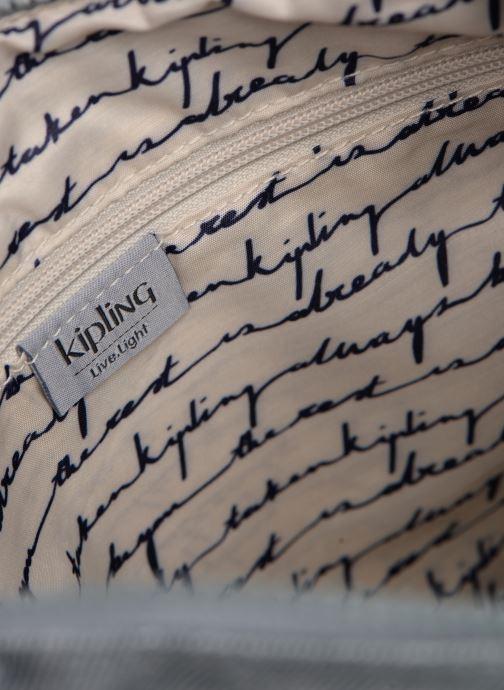 Handtaschen Kipling Arto grau ansicht von hinten