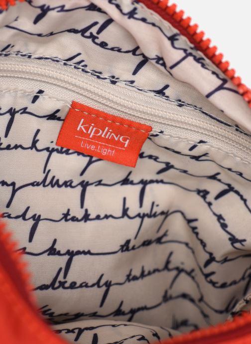 Handtaschen Kipling Arto rot ansicht von hinten