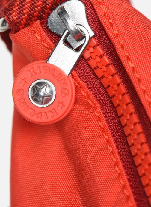 Handtaschen Kipling Arto rot ansicht von links