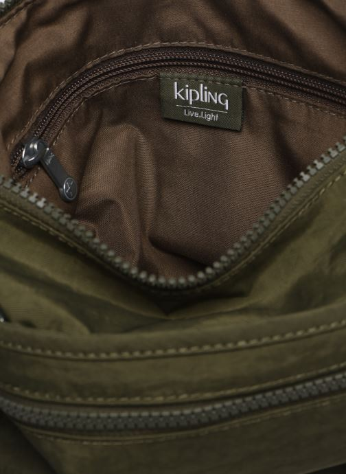 Bolsos de mano Kipling Arto Verde vistra trasera
