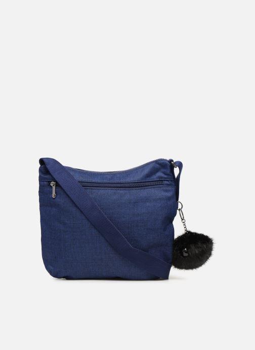 Handtaschen kipling Arto blau ansicht von vorne