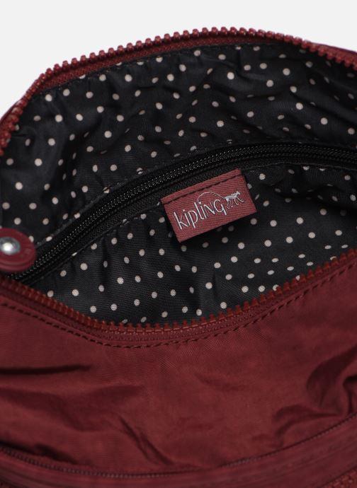 Handtassen kipling Arto Bordeaux achterkant