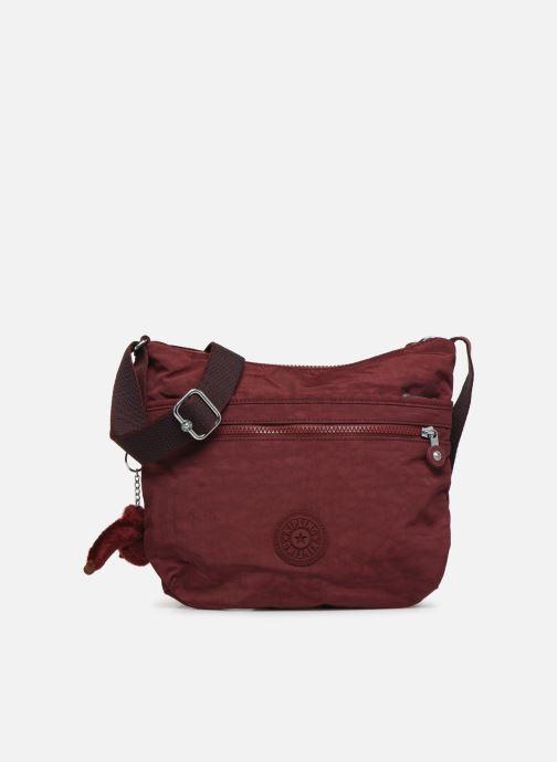 Handtassen kipling Arto Bordeaux detail