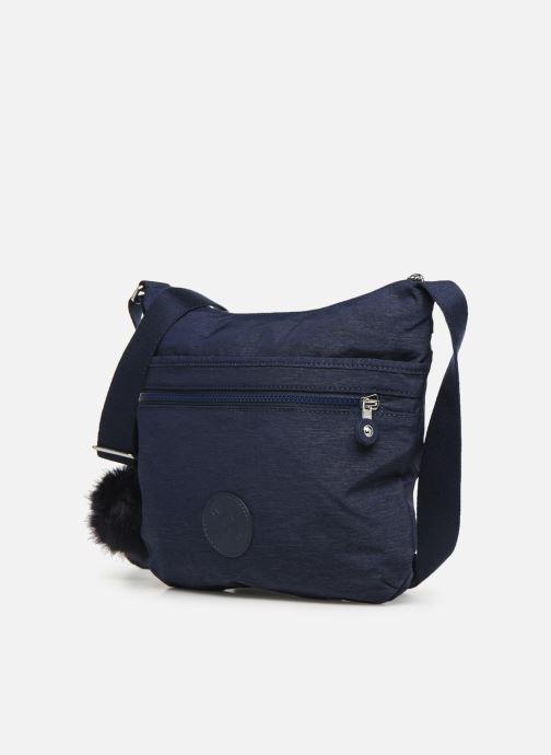 Handtaschen kipling Arto blau schuhe getragen