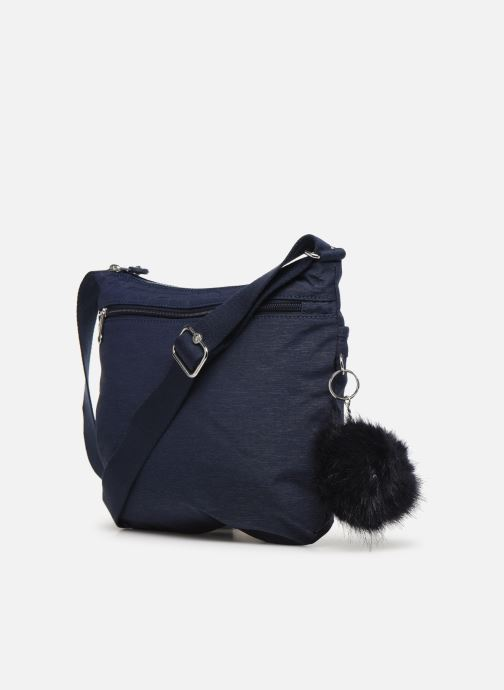 Handtaschen kipling Arto blau ansicht von rechts