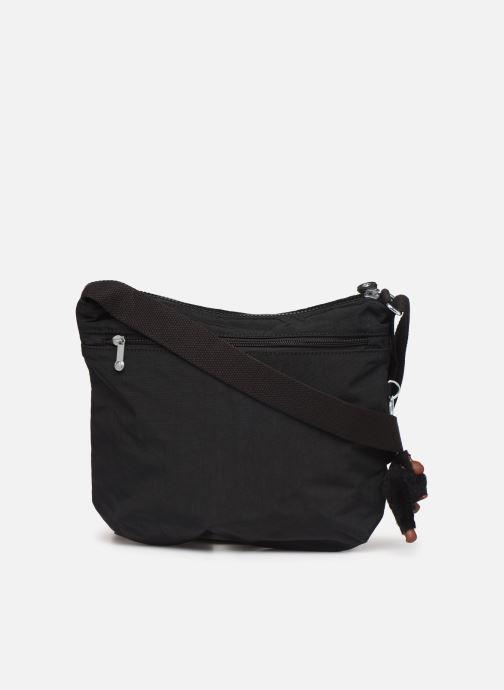 Handtaschen Kipling Arto schwarz ansicht von vorne