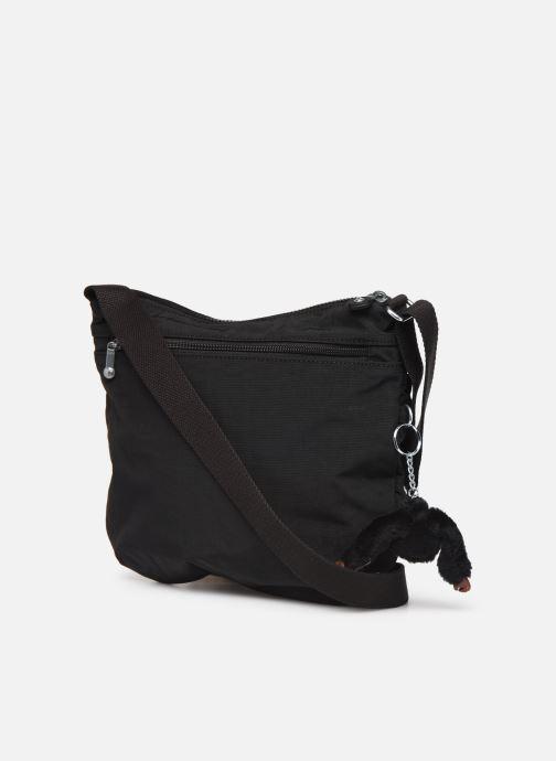 Handtaschen Kipling Arto schwarz ansicht von rechts