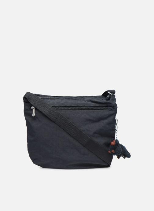 Handtassen kipling Arto Blauw voorkant