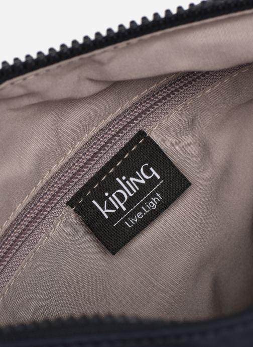 Handtassen kipling Arto Blauw achterkant