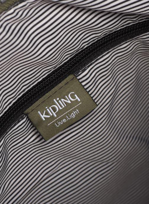 Sacs à main Kipling Arto Vert vue derrière