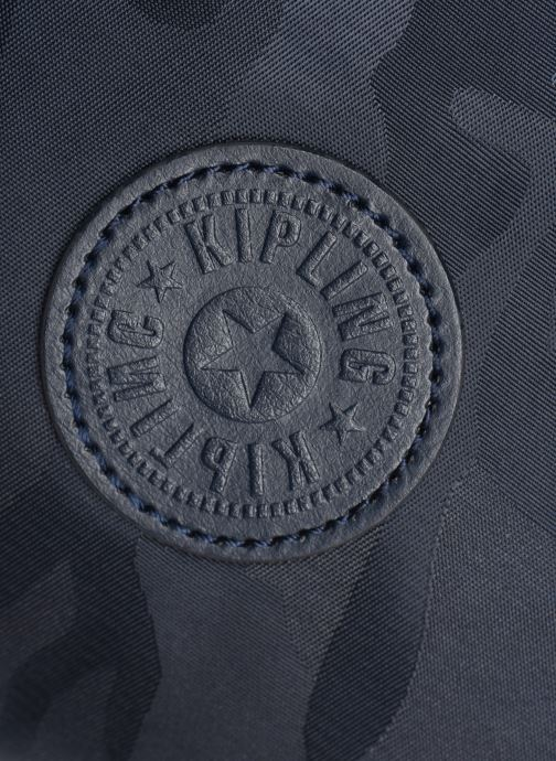 Sacs à main Kipling Arto Bleu vue gauche