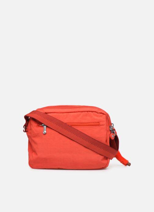 Handtaschen kipling Silen rot ansicht von vorne