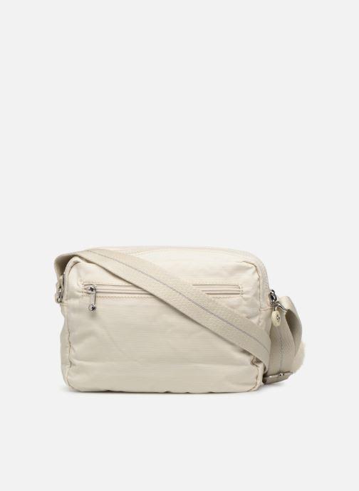Handväskor kipling Silen Vit bild från framsidan