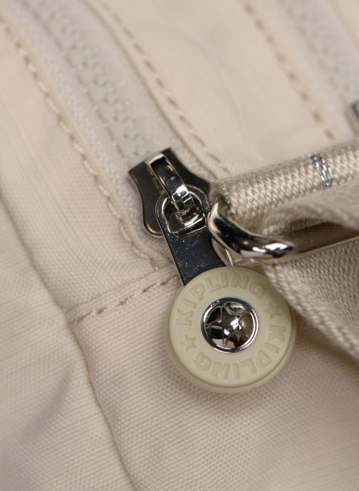 Handväskor kipling Silen Vit bild från vänster sidan