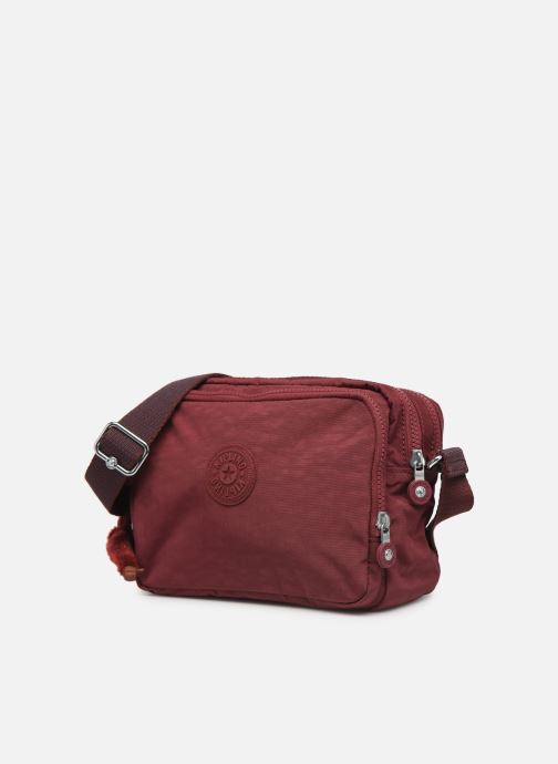 Handtassen kipling Silen Bordeaux model