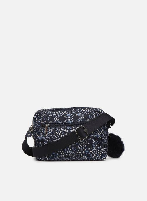 Handtaschen kipling Silen blau ansicht von vorne