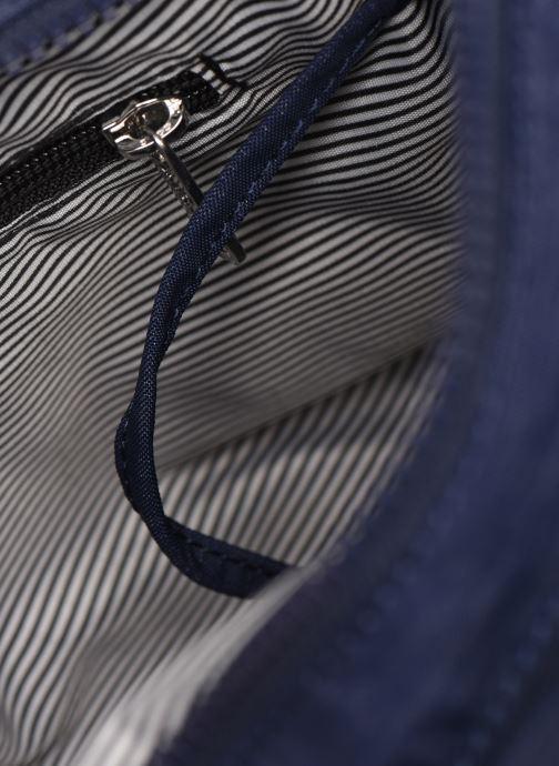Handtaschen Kipling Silen blau ansicht von hinten