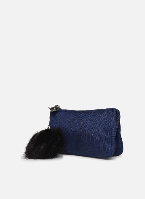 Bolsos de mano Kipling Silen Azul vista del modelo