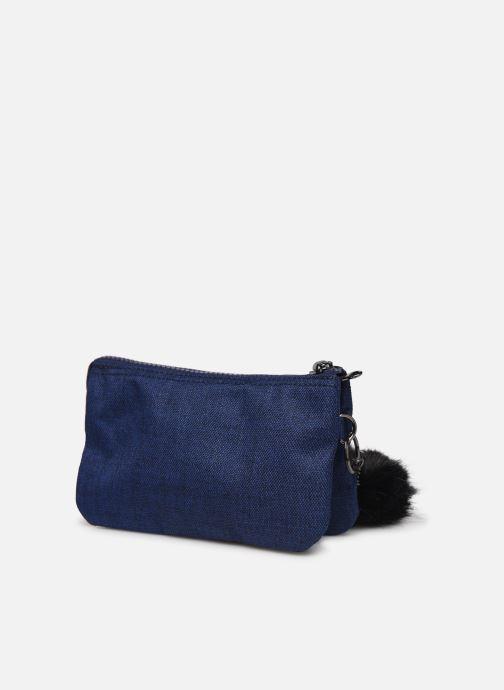 Bolsos de mano Kipling Silen Azul vista lateral derecha
