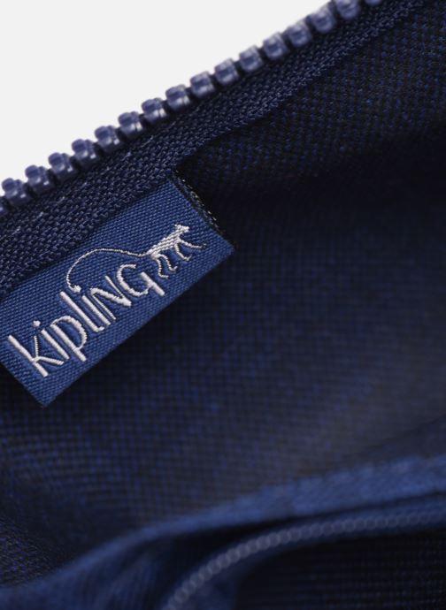 Bolsos de mano Kipling Silen Azul vistra trasera
