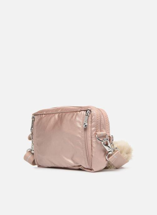 Portemonnaies & Clutches kipling Multiple rosa ansicht von rechts