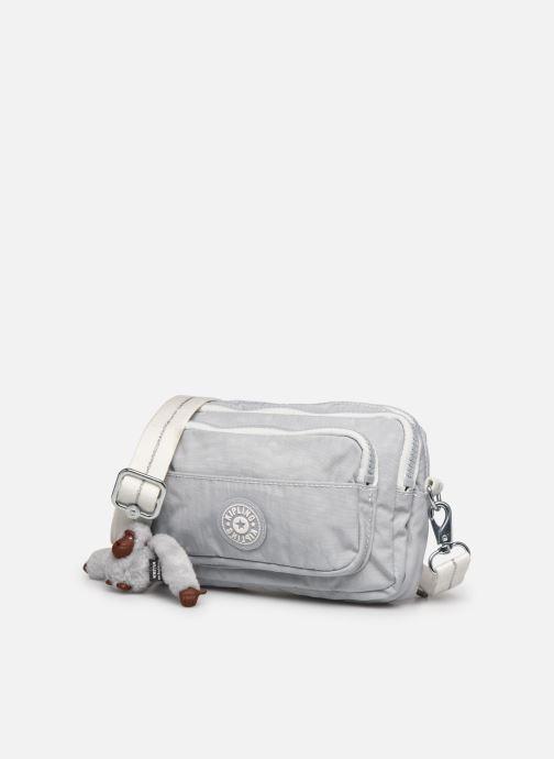 Portemonnaies & Clutches Kipling Multiple grau schuhe getragen