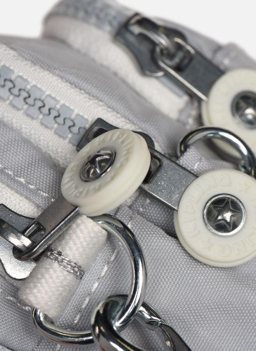 Portemonnaies & Clutches Kipling Multiple grau ansicht von links