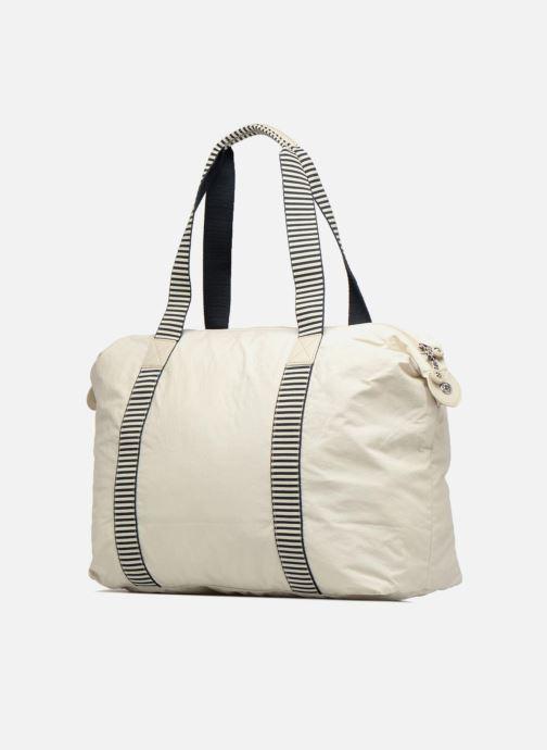 Handtassen Kipling Art M Fold Wit rechts