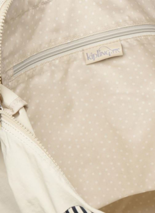 Sacs à main kipling Art M Fold Blanc vue derrière