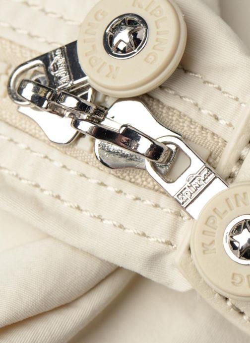 Sacs à main kipling Art M Fold Blanc vue gauche