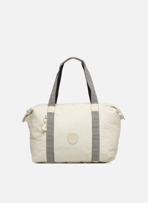 Sacs à main kipling Art M Fold Blanc vue détail/paire