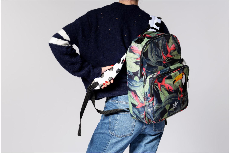 Sacs à dos Adidas Originals CL BP Multicolore vue haut